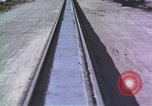 Image of rocket sled New Mexico United States USA, 1958, second 7 stock footage video 65675065046