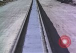 Image of rocket sled New Mexico United States USA, 1958, second 9 stock footage video 65675065046