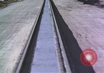Image of rocket sled New Mexico United States USA, 1958, second 11 stock footage video 65675065046