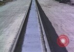 Image of rocket sled New Mexico United States USA, 1958, second 12 stock footage video 65675065046