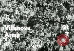 Image of football match West Point New York USA, 1951, second 6 stock footage video 65675065082