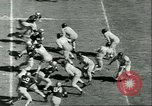 Image of football match West Point New York USA, 1951, second 9 stock footage video 65675065082