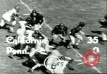 Image of football game Philadelphia Pennsylvania USA, 1951, second 2 stock footage video 65675065084