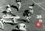Image of football game Philadelphia Pennsylvania USA, 1951, second 3 stock footage video 65675065084