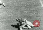 Image of football game Philadelphia Pennsylvania USA, 1951, second 9 stock footage video 65675065084