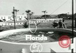 Image of porpoise Marineland Florida USA, 1951, second 1 stock footage video 65675065088