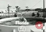 Image of porpoise Marineland Florida USA, 1951, second 2 stock footage video 65675065088
