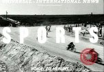 Image of motorcycle race Daytona Beach Florida USA, 1951, second 2 stock footage video 65675065090