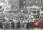 Image of cornerstone laying ceremony Washington DC USA, 1951, second 6 stock footage video 65675065094