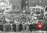 Image of cornerstone laying ceremony Washington DC USA, 1951, second 8 stock footage video 65675065094