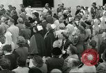 Image of cornerstone laying ceremony Washington DC USA, 1951, second 11 stock footage video 65675065094