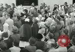 Image of cornerstone laying ceremony Washington DC USA, 1951, second 12 stock footage video 65675065094