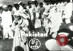 Image of Liaquat Ali Khan Karachi Pakistan, 1951, second 2 stock footage video 65675065095