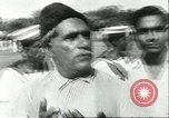 Image of Liaquat Ali Khan Karachi Pakistan, 1951, second 11 stock footage video 65675065095