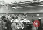 Image of American sailors California United States USA, 1951, second 2 stock footage video 65675065096