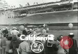 Image of American sailors California United States USA, 1951, second 3 stock footage video 65675065096