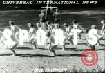 Image of Danish gymnasts Germany, 1951, second 1 stock footage video 65675065097