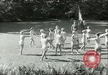 Image of Danish gymnasts Germany, 1951, second 11 stock footage video 65675065097