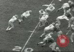 Image of football match Seattle Washington USA, 1951, second 5 stock footage video 65675065098
