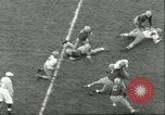 Image of football match Seattle Washington USA, 1951, second 9 stock footage video 65675065098