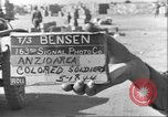 Image of American-Negro soldiers Anzio Italy, 1944, second 7 stock footage video 65675065099