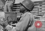 Image of American-Negro soldiers Anzio Italy, 1944, second 11 stock footage video 65675065099