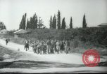 Image of agricultural school Palestine, 1945, second 4 stock footage video 65675065128