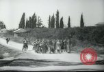 Image of agricultural school Palestine, 1945, second 6 stock footage video 65675065128