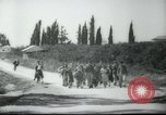 Image of agricultural school Palestine, 1945, second 9 stock footage video 65675065128
