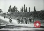 Image of agricultural school Palestine, 1945, second 10 stock footage video 65675065128