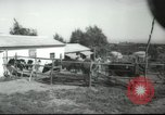 Image of agricultural school Palestine, 1945, second 6 stock footage video 65675065130