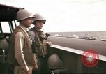 Image of Tonkin Gulf Incident simulation Gulf of Tonkin Vietnam, 1964, second 5 stock footage video 65675065133