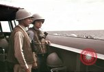 Image of Tonkin Gulf Incident simulation Gulf of Tonkin Vietnam, 1964, second 7 stock footage video 65675065133