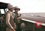 Image of Tonkin Gulf Incident simulation Gulf of Tonkin Vietnam, 1964, second 8 stock footage video 65675065133