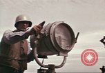 Image of Gulf of Tonkin Incident re-enactment Gulf of Tonkin Vietnam, 1964, second 7 stock footage video 65675065134