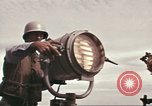 Image of Gulf of Tonkin Incident re-enactment Gulf of Tonkin Vietnam, 1964, second 12 stock footage video 65675065134