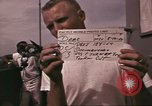 Image of Gulf of Tonkin incident reconstruction Gulf of Tonkin Vietnam, 1964, second 2 stock footage video 65675065135
