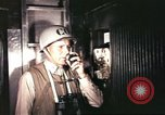 Image of Gulf of Tonkin Incident re-enactment Gulf of Tonkin Vietnam, 1964, second 9 stock footage video 65675065136