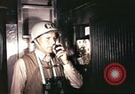 Image of Gulf of Tonkin Incident re-enactment Gulf of Tonkin Vietnam, 1964, second 10 stock footage video 65675065136