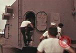 Image of Gulf of Tonkin Incident re-enacted Gulf of Tonkin Vietnam, 1964, second 12 stock footage video 65675065142