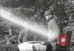 Image of Japanese officers Kiukiang China, 1938, second 1 stock footage video 65675065157