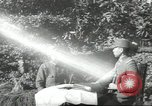 Image of Japanese officers Kiukiang China, 1938, second 9 stock footage video 65675065157