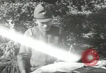 Image of Japanese officers Kiukiang China, 1938, second 10 stock footage video 65675065157