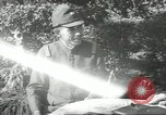 Image of Japanese officers Kiukiang China, 1938, second 11 stock footage video 65675065157