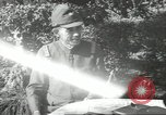 Image of Japanese officers Kiukiang China, 1938, second 12 stock footage video 65675065157