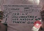 Image of USS Maddox Gulf of Tonkin Vietnam, 1964, second 5 stock footage video 65675065164