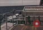 Image of USS Maddox Gulf of Tonkin Vietnam, 1964, second 2 stock footage video 65675065165