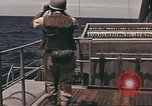 Image of USS Maddox Gulf of Tonkin Vietnam, 1964, second 6 stock footage video 65675065165