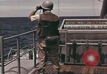 Image of USS Maddox Gulf of Tonkin Vietnam, 1964, second 8 stock footage video 65675065165