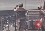 Image of USS Maddox Gulf of Tonkin Vietnam, 1964, second 10 stock footage video 65675065165